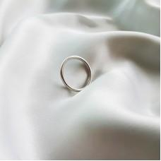 Simple Round Stacking Ring